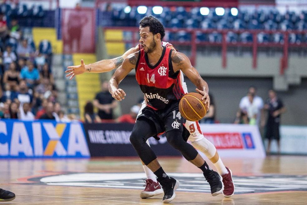 Flamengo vence Basquete Cearense e segue firme no topo (Foto: Divulgação / NBB)