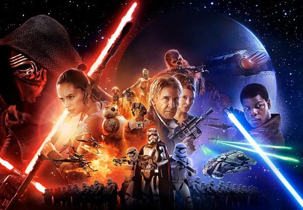 Star Wars: O Despertar da Força (Foto: Divulgação)