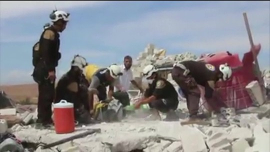 Batalha de Idlib pode virar a pior catástrofe humanitária do século XXI, diz ONU