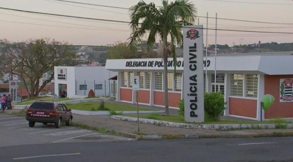 Caso foi registrado na Delegacia de Tatuí (Foto: Reprodução/TV TEM)