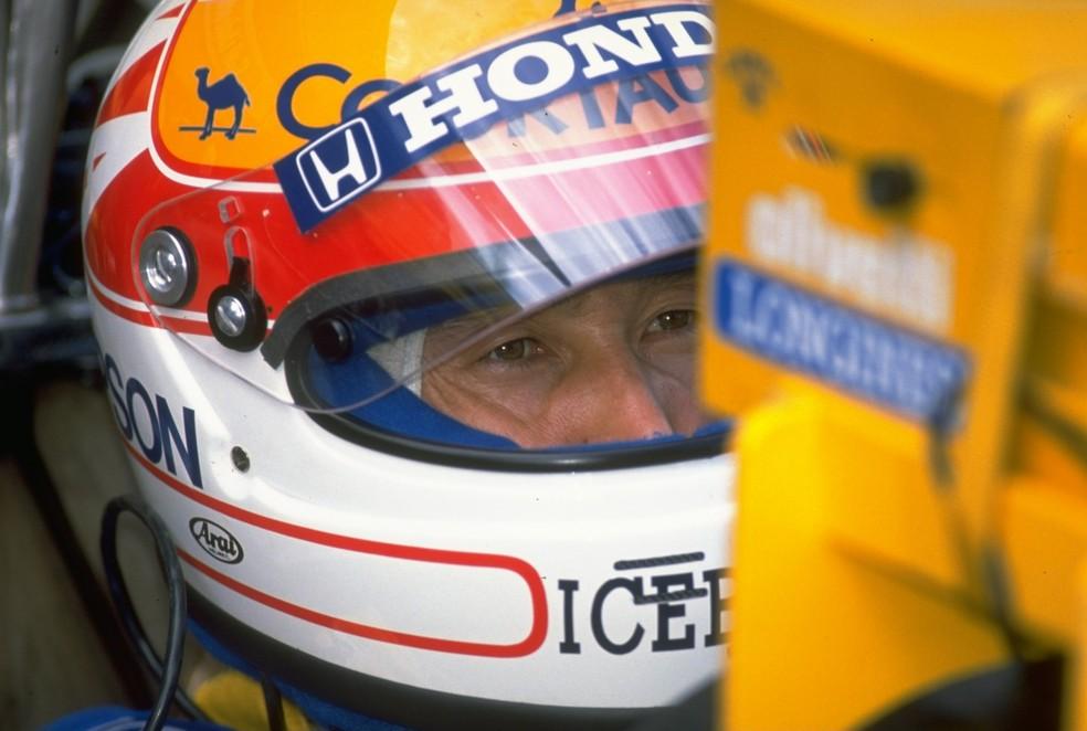 Satoru Nakajima disputou cinco temporadas na Fórmula 1 — Foto: Getty Images