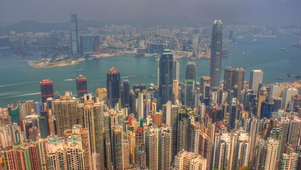 Os mais ricos da cidade preferem viver afastados da região central (Foto: Reprodução/Wikimedia Commons)