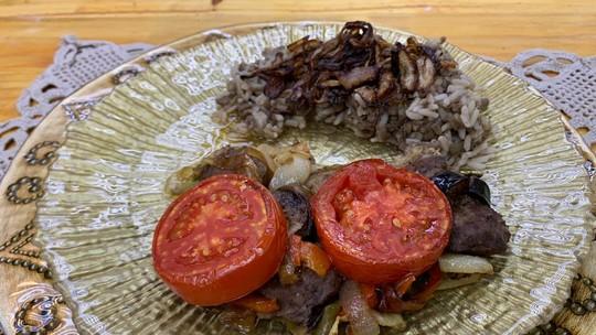 Kabab Banjan, a receita síria de Kaysar Dadour