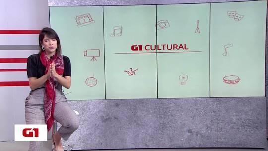 G1 Cultural no BDDF: Skank faz show da turnê 'Os três primeiros' no Centro de Convenções