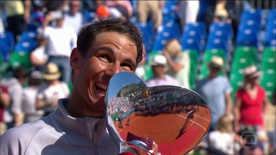 Rafael Nadal é campeão do Masters 1000 de Monte Carlo
