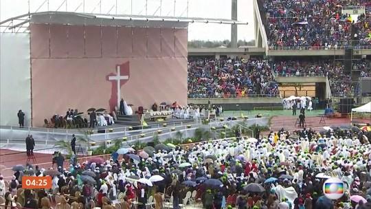 Papa Francisco visita países africanos