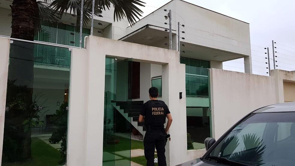 Operação 'Canafístula' realizou cerca de 30 mandados de busca e apreensão em várias cidades do Maranhão — Foto: Divulgação/Polícia Federal