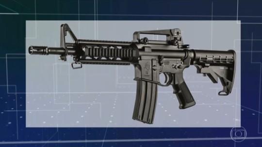 Exército definirá em 60 dias quais armas poderão ser compradas