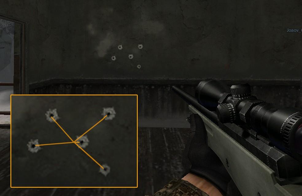 557d990b4d1 ... A dispersão do rifle sniper de Combat Arms é alta sem a mira