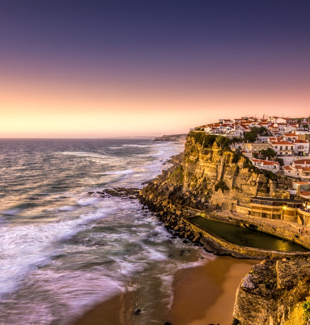 Vila de Azenhas do Mar, em Portugal (Foto: Thinkstock)