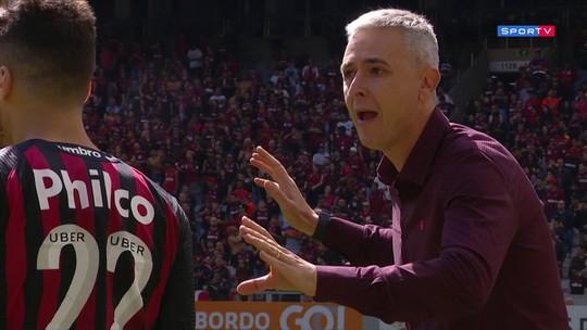 Analistas discutem o novo Atlético-PR do técnico Tiago Nunes
