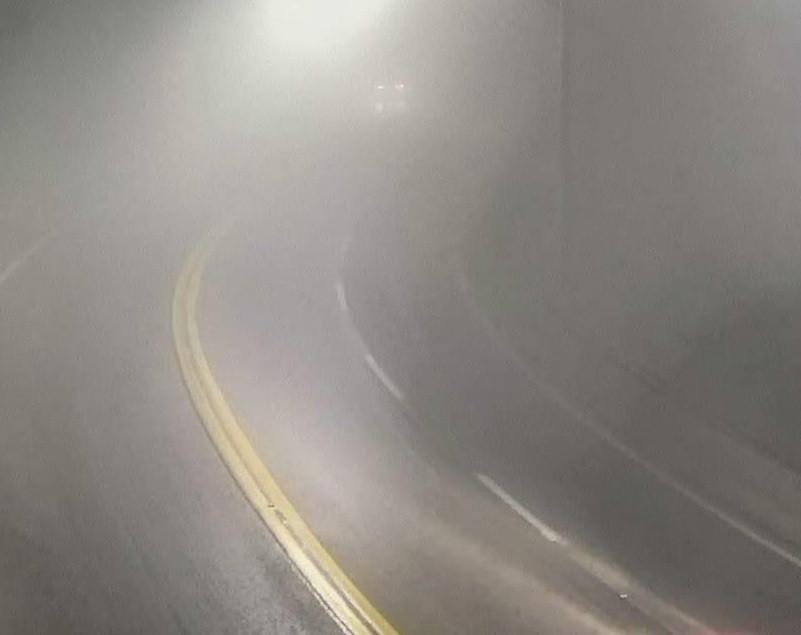 Rodovia dos Tamoios tem interdição total no trecho de serra por risco de queda de barreiras - Noticias