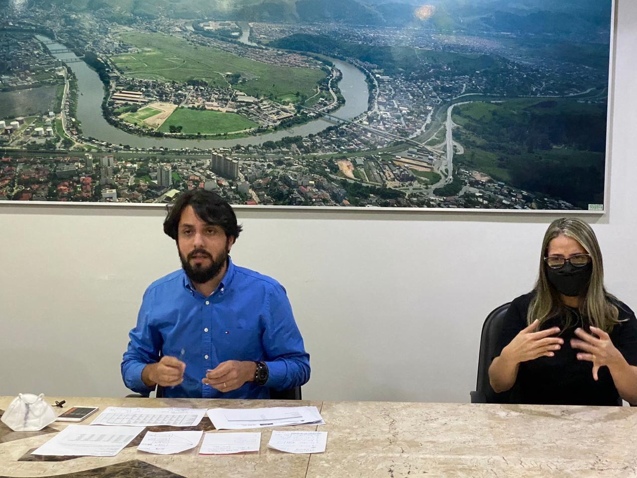 Com mais uma morte por Covid-19 e ocupação de leitos em 62,9%, comércio segue fechado em Volta Redonda