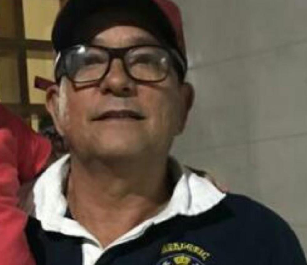 Comerciante morto por bala perdida na Bahia — Foto: Redes sociais