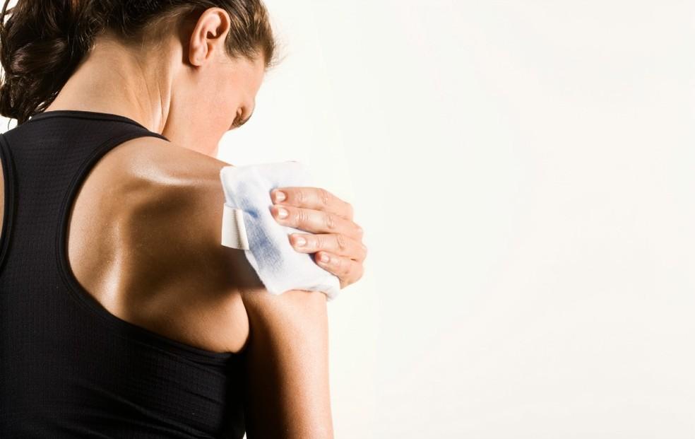 Gelo ou água quente? Fisioterapeuta passa as dicas para os atletas (Foto: Getty Images)