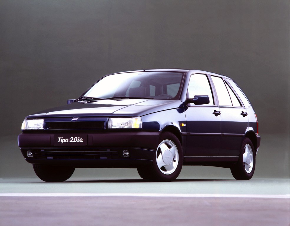 Fiat Tipo — Foto: Divulgação