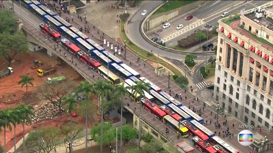 Covas diz que Prefeitura de SP pode antecipar receita para reforçar caixa de empresas de ônibus