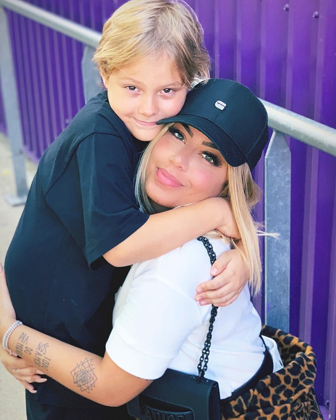 Rafaella e Davi Lucca (Foto: Reprodução / Instagram)