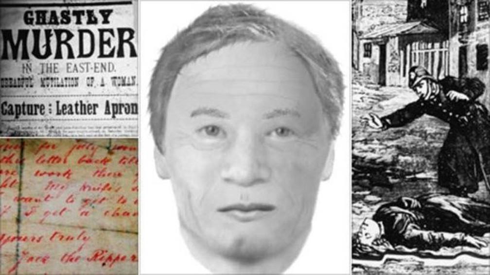 Quem é Jack: crimes que aconteceram no século 19 permanecem até hoje sem desfecho — Foto: BBC