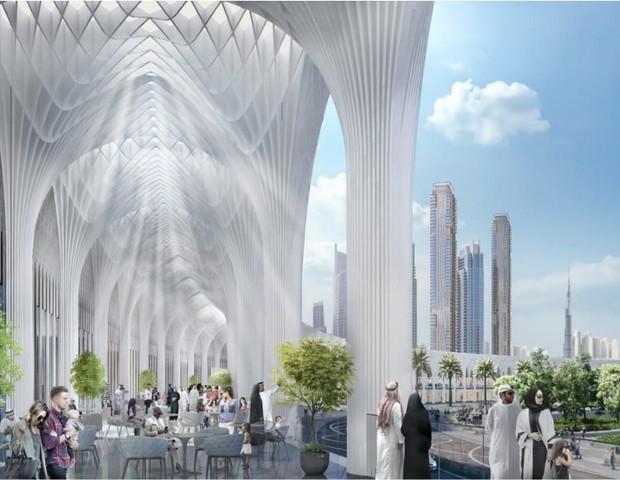 Dubai Square (Foto: reprodução)