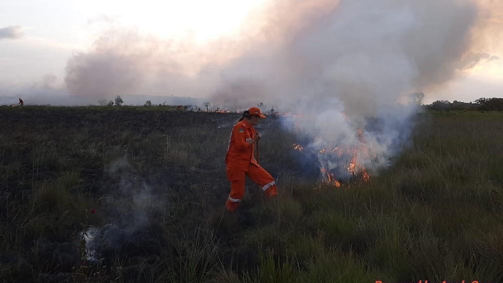Incidência de focos de calor sobe 72% em 24 horas no Amapá, aponta meteorologia