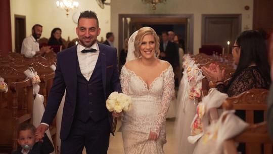 Ilha do amor: casamento grego mostra a paixão no Chipre