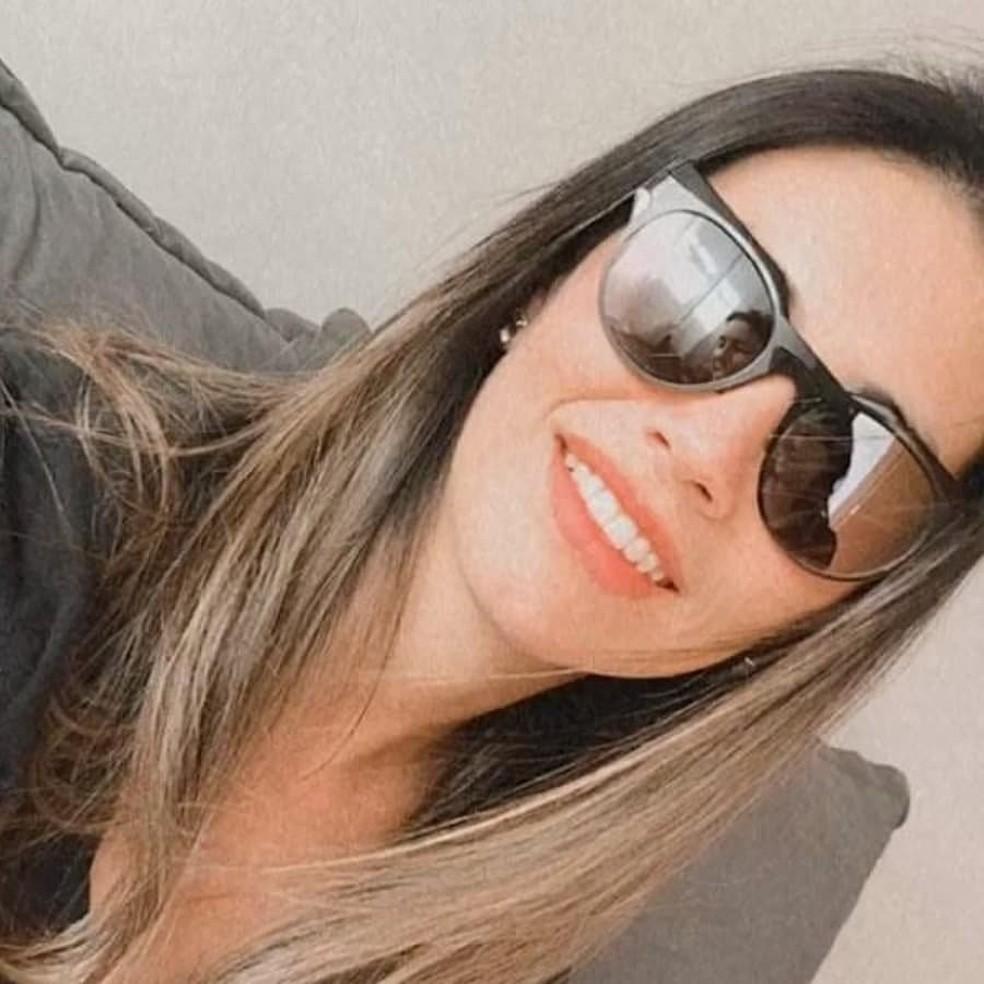Marcia Angola é a motorista de app que fingiu estar morta após ser espancada por ladrões em Tangará da Serra — Foto: Facebook