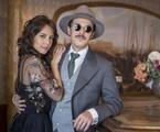Andréia Horta e Jayme Matarazzo | Marilia Cabral/TV Globo