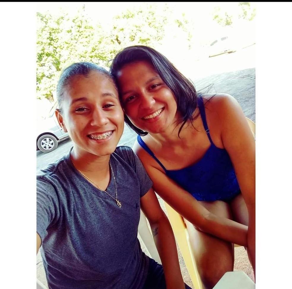 Fabiola Pinheiro Bracelar (à esquerda) e Luana Marques Fernandes (à direita) foram presas suspeitas de serem responsáveis pela morte do menino em Nova Marilândia — Foto: Divulgação