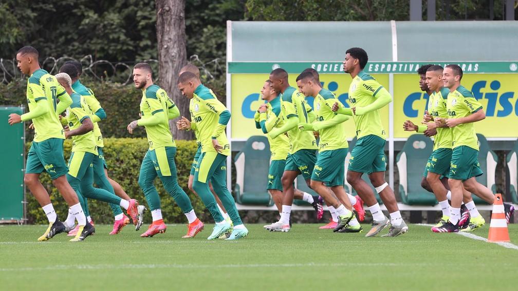 Após nova quebra de protocolo, Palmeiras faz reunião na Academia e aumenta cobrança no elenco - Palmeiras