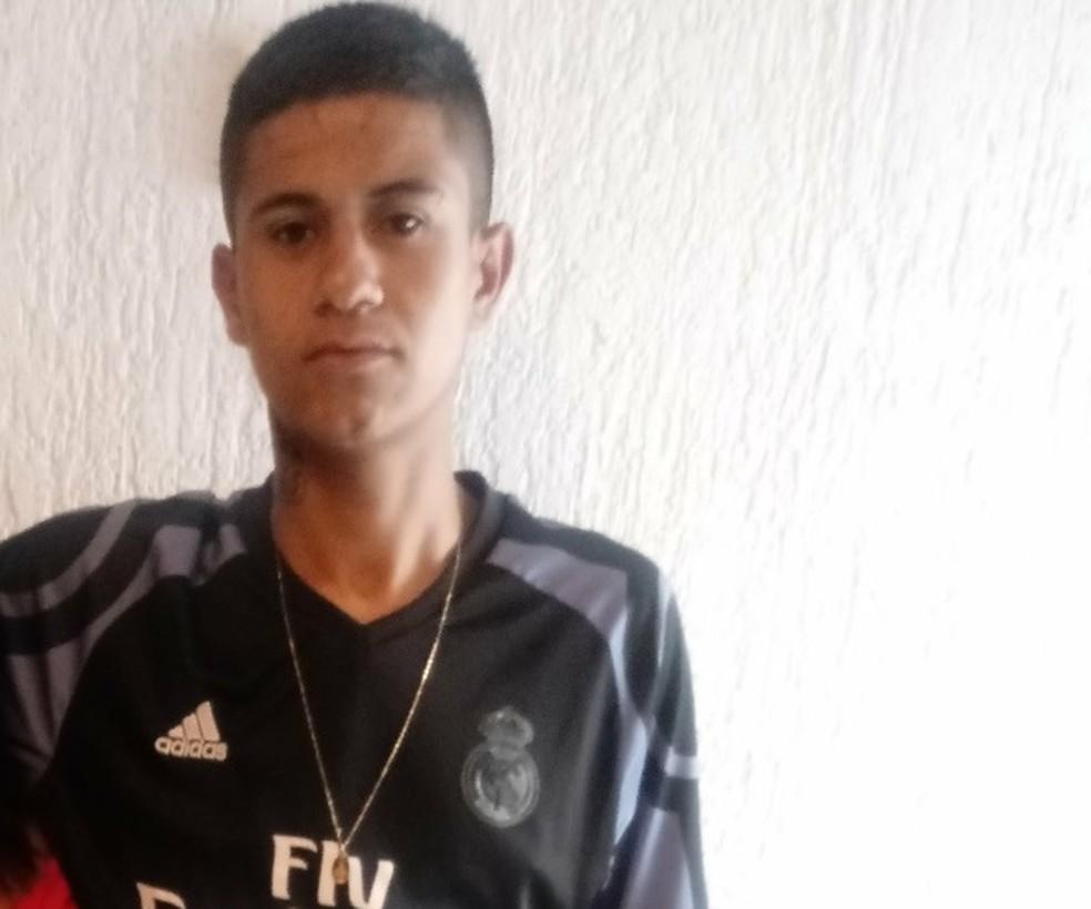 Polícia investiga morte de jovem de 22 anos encontrado em chácara no Jaguari em Jacareí — Foto: Arquivo pessoal