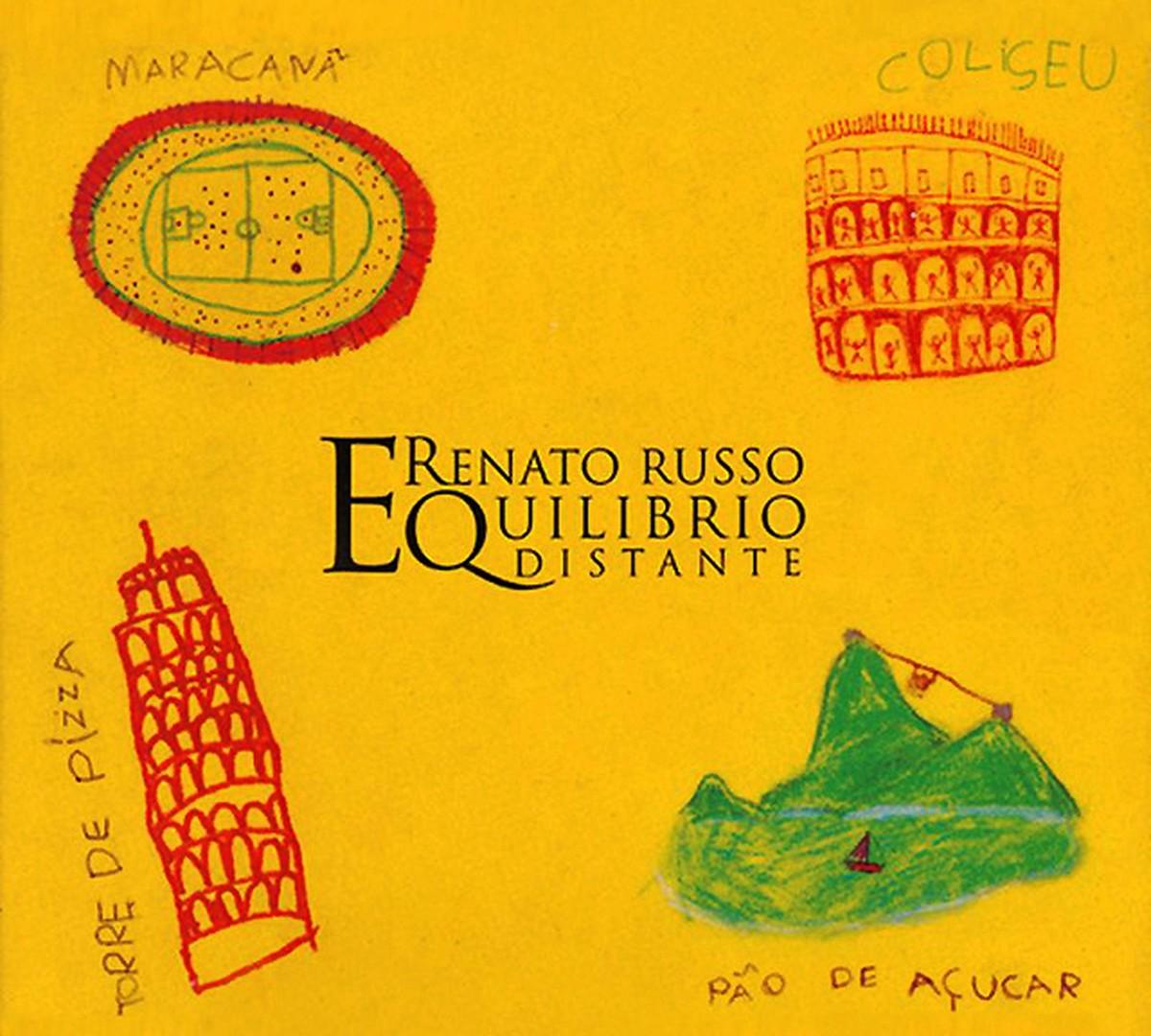 Discos para descobrir em casa – 'Equilíbrio distante', Renato Russo, 1995 | Blog do Mauro Ferreira