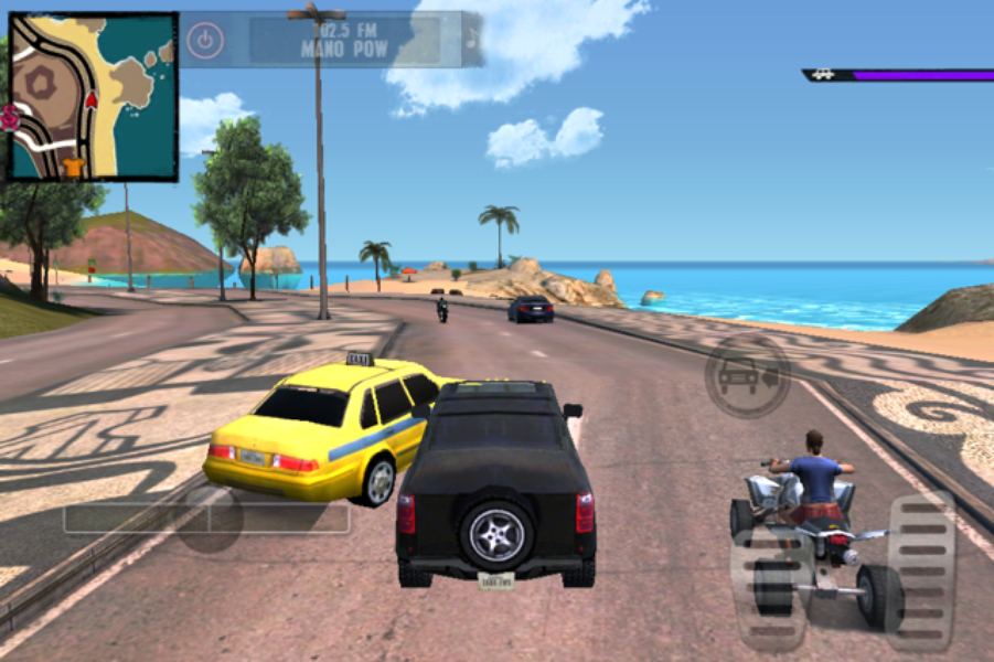 Gangstar Rio: City of Saints - iPhone/iPad/Android - Debut ...