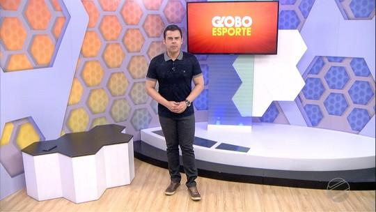 Assista o Globo Esporte MT na íntegra - 03/12/19