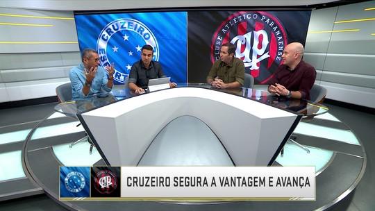 Caio Ribeiro identifica três motivos que fazem Cruzeiro marcar poucos gols