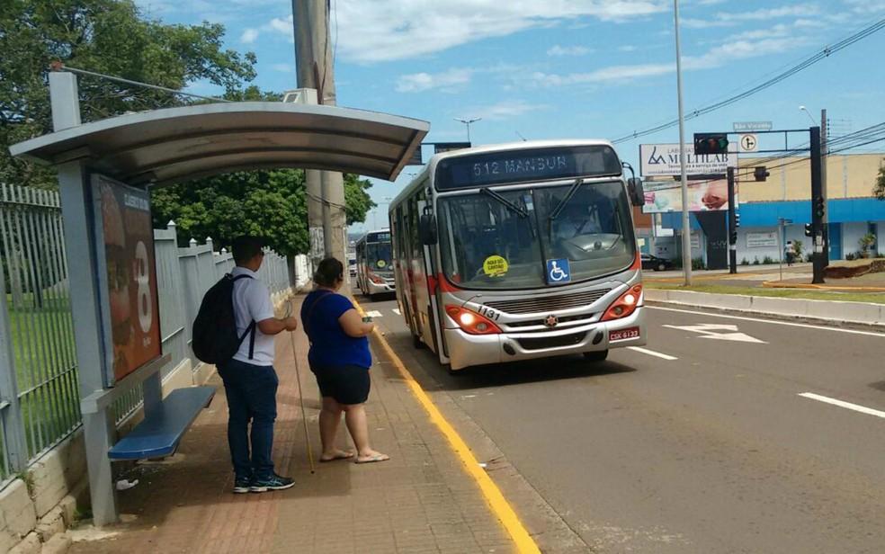 Pessoas com transtorno do espectro autista também passaram a ser usuários preferenciais no transporte coletivo de Campo Grande (Foto: Marcos Ribeiro/TV Morena)