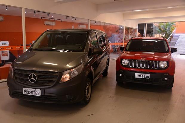 Algumas locadoras apostam em redução no tempo de espera da loja e higienização dos carros no ato da entrega para o motorista (Foto: Divulgação)