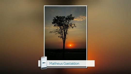 Telespectadores registram a beleza dos campos paranaenses