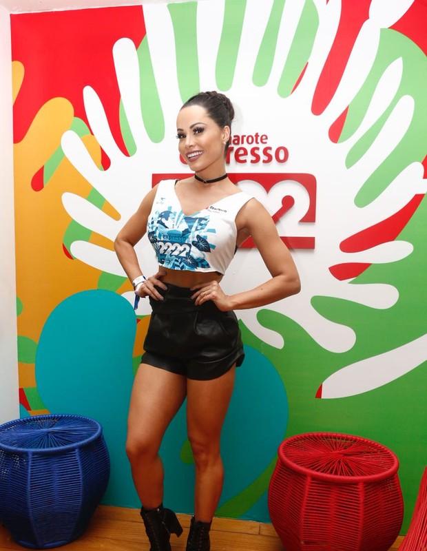 Fernanda D'Avila (Foto: Ricardo Cardoso/Ed.Globo)