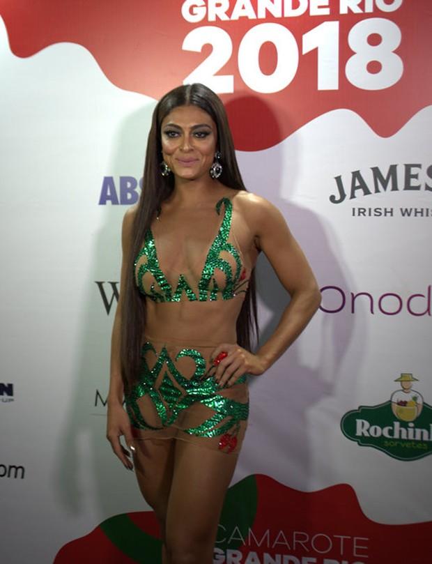 Juliana Paes (Foto: AgNews)