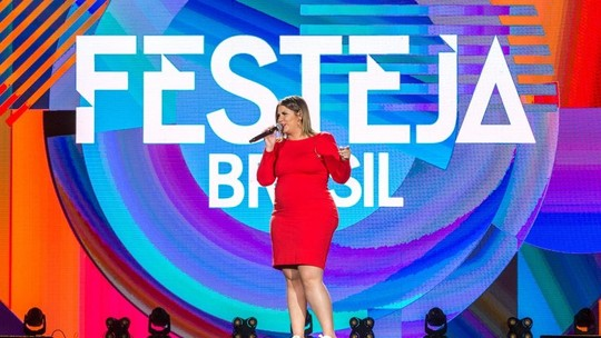 'Festeja Brasil': confira o que vai rolar no especial de fim de ano