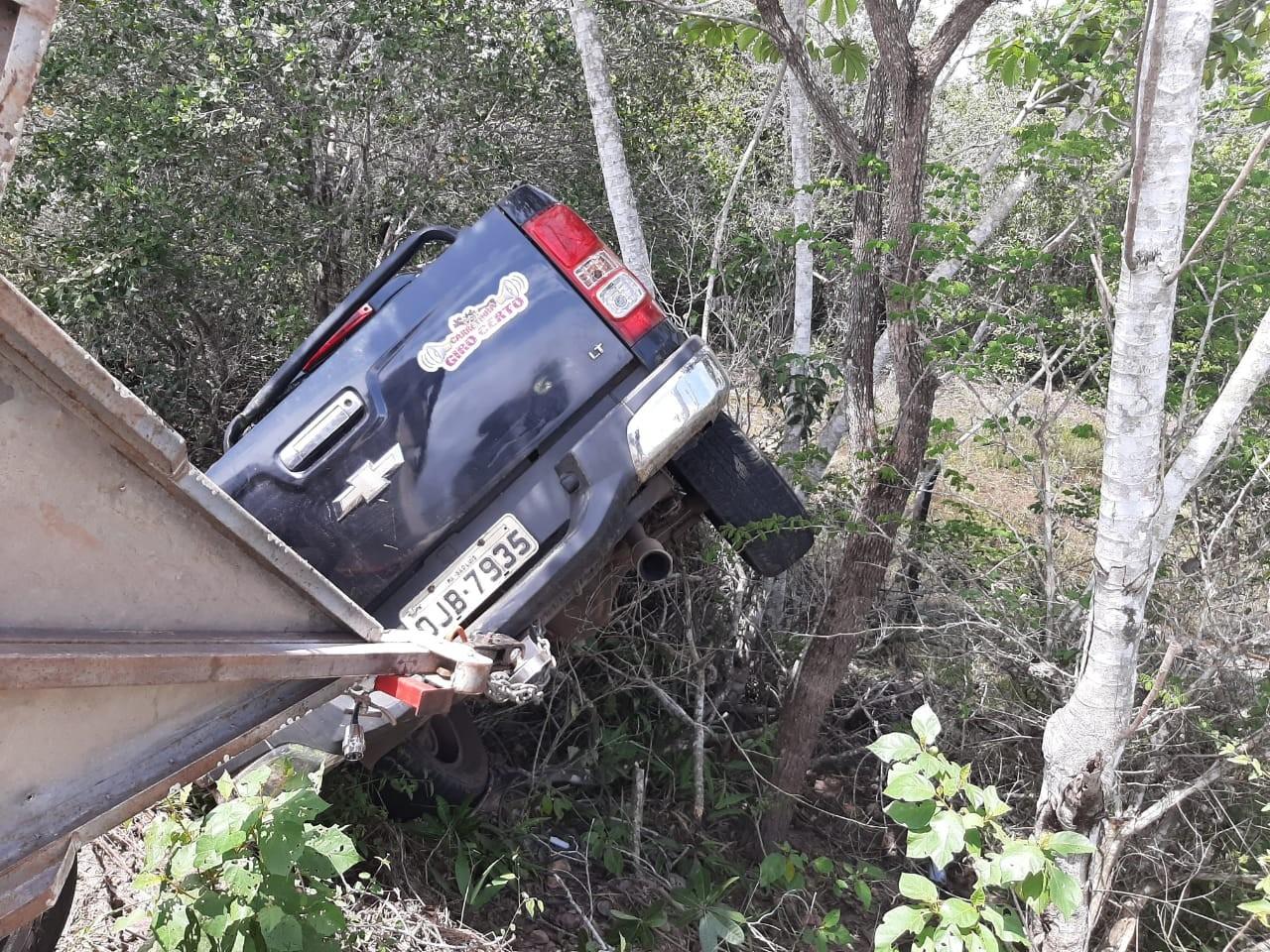 Idosa de 70 anos morre em acidente na BR-402 no Maranhão