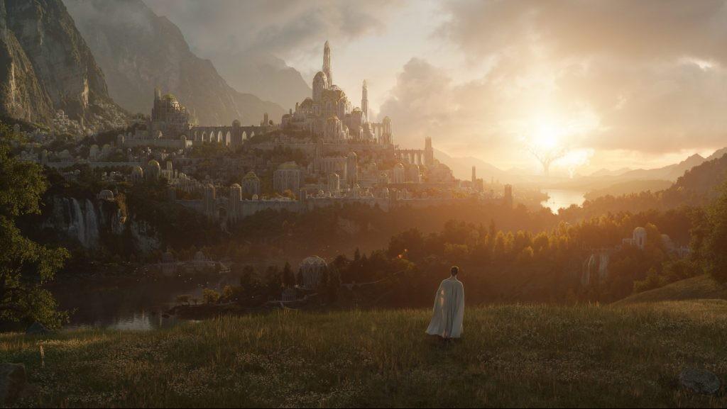 'O Senhor dos Anéis' em série de TV será lançada em setembro de 2022