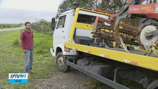 Após chuvas e diversos acidentes, motoristas pedem melhorias na rodovia BR-265