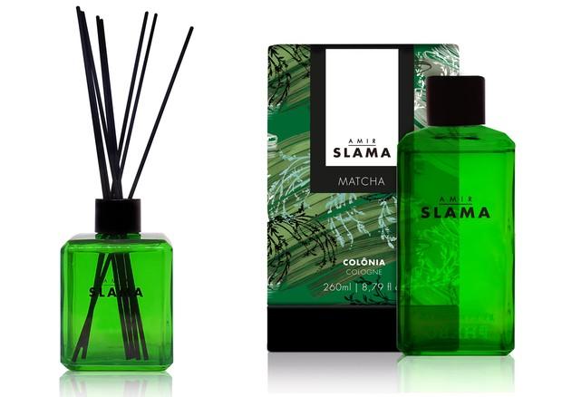 Matcha: a segunda linha da parceria entre Phebo e o estilista Amir Slama  (Foto: Divulgação)