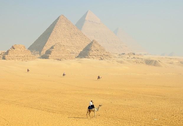 Pesquisadores descobriram o pedaço de queijo -mix de cabra, de vaca e de ovelha- coalhado no Egito nos tempos dos faraós (Foto: Pixabay)