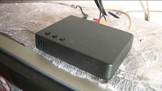 Agendamento para retirada do kit para conversor de TV Digital pode ser feito no CRAS