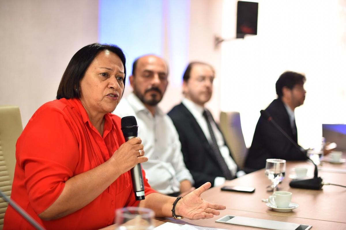 Resultado de imagem para Governadora fatima anuncia fechamento de academias, shoppings e igrejas