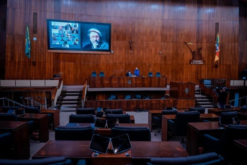 AL-RS aprova Lei de Diretrizes Orçamentárias para 2021 por unanimidade