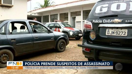 Por vingança, dupla mata policial militar aposentado de 86 anos, em Santa Mercedes